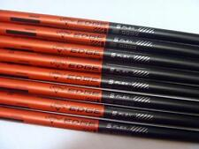 """8 New Callaway Golf Edge Stiff Flex Graphite Iron Shafts .370 42"""""""