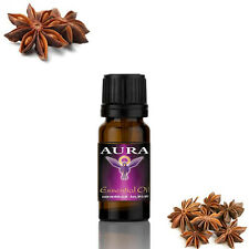 10ml Essential Oil 100 Natural Premium Aromatherapy Oils - Available Fragrance Aniseed