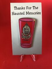 Disney Pin Haunted Mansion Pin Thanks For The Haunted Memories LE 1300