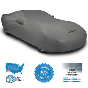 Car Cover Triguard For Delorean Dmc-12 Coverking Custom Fit