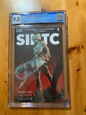 Something is Killing the Children #1 (8th, eighth) CGC 9.8 NM/MT, Optioned!