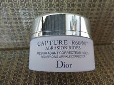 Dior CAPTURE 60/80 ABRASION RIDES Resurfacing Wrinkle Correction *RARE*