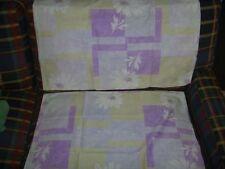 Unbranded Cotton Blend Floral Pillow Cases