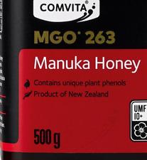 Comvita UMF10+ Manuka Honey 500g - CHEAPEST IN EBAY FREE POST