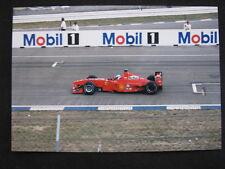 Photo Marlboro Ferrari F399 1999 #3 Mika Salo (FIN) Hockenheimring