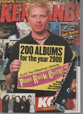 KERRANG MAGAZINE  ISSUE 779  DECEMBER 4 1999  PUNK ROCK GUIDE    LS