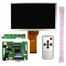 New 7 inch LCD Screen Display Monitor For Raspberry Pi + Driver Board 800x480