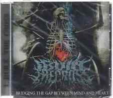 I Built The Cross-Bridging The Gap Between Mind & Heart CD Hardcore/Metal (NEW)