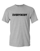 Logic Everybody T-shirt Flexicution Music T-shirt Rap Hip Hop Tees