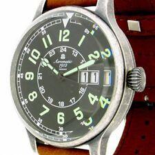 Aeromatic Retro-Design 2.WW SWISS-BIG-DATE HABICHT1254B