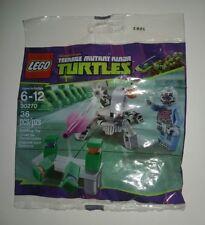 Lego TMNT Set 30270 Krang, new in bag 2013, 36 pieces