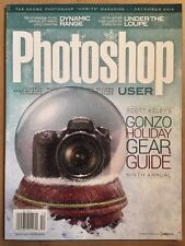 Photoshop User Gonzo Holiday Gear Guide Dynamic Range Dec 2014 FREE SHIPPING!
