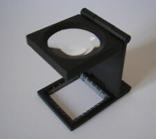 Auto Focus Linen Tester - Photo/Document Magnifier x 6 magnification