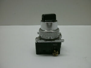 CUTLER-HAMMER 10250T/91000T 2 POSITION SELECTOR SWITCH 10 AMP