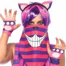 "NEW LEG AVENUE Pink/Purple ""CHESHIRE CAT"" Bandana- SALE"