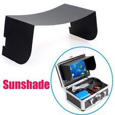 "Sun Visor For  Fish Finder Underwater IR Video Camera 7"" LCD Monitor"