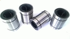 4pcs LME25UU 25mm Linear Motion Bearing Linear Ball Bearing   25x40x58 mm
