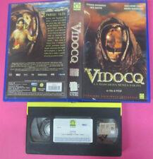 VHS film VIDOCQ LA MASCHERA SENZA VOLTO Gerard Depardieu Ines Sastre(F180)no dvd