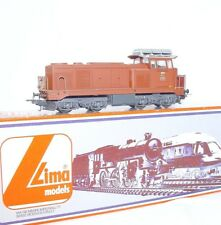 Lima HO 1:87 Swiss SBB-CFF-FFS Type 18414 Brown DIESEL LOCOMOTIVE BM 4/4 MIB!