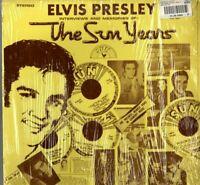 Elvis Presley LP Sun, 1977, SUN-1001, The Sun Years, Interviews & Memories~ NM-!