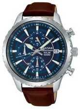 Relojes de pulsera Pulsar de cuero