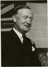 ORIG. photo, Sir Desmond dreyer, Brit. almirante, 1966