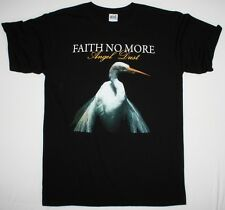 FAITH NO MORE ANGEL DUST'92 MIKE PATTON MR.BUNGLE FANTOMAS NEW BLACK T-SHIRT