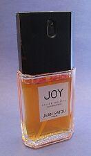 Joy by Jean Patou Vintage Eau de Toilette Spray 1.5 oz edt Almost Full No Box