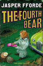 Jasper Fforde - The Fourth Bear - Signed - UK First First Edition HBK