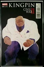 KINGPIN #4 variant, Civil War II (MARVEL 2016 Comics) NM