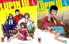 PLANET MANGA LUPIN III 1-15 + SHIN LUPIN III 1-4 SEQUENZA COMPLETA MANGA