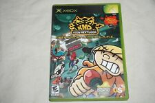 Operation Video Game Kids Next Door (Microsoft Xbox) Complete GREAT Shape