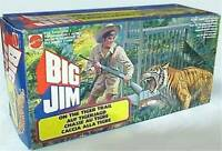 BIG JIM ☆ CACCIA ALLA TIGRE ☆'74 # 9918 ► NEW ◄ REPROBOX versione5 750g PERFECT