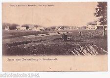 AK Zwieselberg bei Freudenstadt --Totale-- um 1908