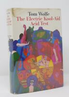 Tom Wolfe - The Electric Kool-Aid Acid Test - 1st 1st - First STATED 1960s LSD