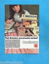 TOP978-PUBBLICITA'/ADVERTISING-1978- MATTEL - CUCI MAGICA