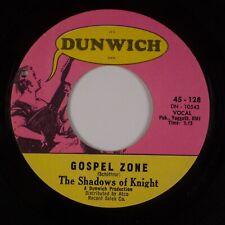 SHADOWS OF KNIGHT: Gospel Zone US Dunwich Garage 45 HEAR