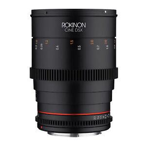 Rokinon 35mm T1.5 Cine DSX High Speed Wide Angle Cine Lens for MFT