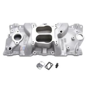 Engine Intake Manifold INTAKE MANIFOLD Fits: Chevrolet:Small-Block Gen I:262 (4.
