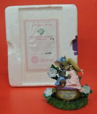 Charming Tails My Daughter My Joy Figurine-Precious Daughter Hamilton Collection