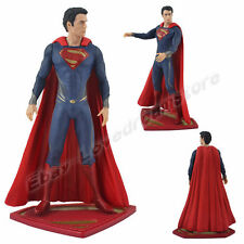 """Justice League Man of Steel Superman With Base 4.5"""" / 11.5cm Figure"""