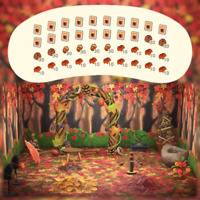 Alle Herbst Bastelanleitungen + Materialien | Animal Crossing New Horizons