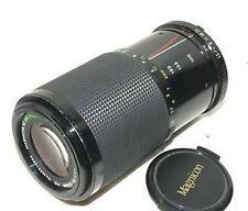 f/4 Vintage Camera Lens