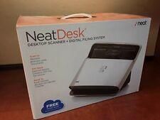 (Open Box), Never Used NeatDesk Deskstop Scanner + Digital Filing System