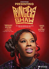 Presenting Princess Shaw (DVD) YouTube Sensation Documentary BRAND NEW