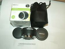 Vivitar 5 Elements 2x Autofocus Teleconverter Lens NEW in Box for CANON Cameras