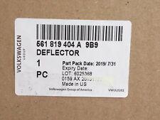 Genuine OEM VW 561-819-404-A-9B9 Passenger Side Wiper Cowl