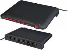 Power Manager PMA 19.500A Überspannungsschutz 6-fach 2m Brennenstuhl 1150060