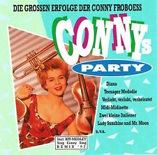 (CD) Conny Froboess - Conny's Party -Die Grossen Erfolge -Diana, I Love You Baby