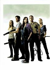 The Walking Dead Autographed 8 x 10 Photo Andrew Lincoln Sarah Wayne Callies COA